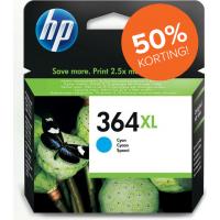 HP 364XL inktcartridge Cyaan Origineel - Zonder verpakking