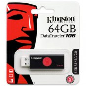 Kingston DataTraveler 106 64GB USB stick (USB3.0)