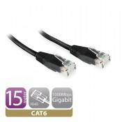Ewent Netwerk kabel 0.9/2.0/5/10/15 meter