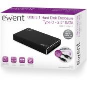 """Ewent EW7070 HDD-/SSD-behuizing 2.5"""""""
