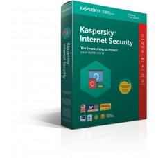 Kaspersky internet security 1 jaar 1 PC