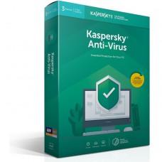 Kaspersky anti-virus 1 jaar 1 PC