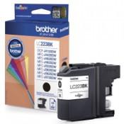 Brother LC-223BK inktcartridge Zwart Origineel