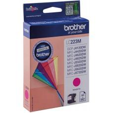 Brother LC-223M inktcartridge Magenta Origineel