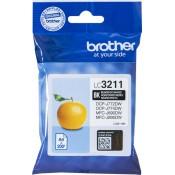 Brother LC-3211BK inktcartridge Zwart Origineel