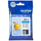 Brother LC-3211C inktcartridge Cyaan Origineel