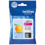 Brother LC-3211M inktcartridge Magenta Origineel