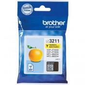 Brother LC-3211Y inktcartridge Geel Origineel