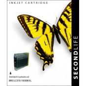 Brother LC-970/1000BK inktcartridge zwart (SL)