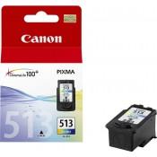 Canon 513 inktcartridge kleur Origineel