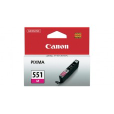 Canon 551 inktcartridge Magenta Origineel