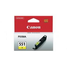 Canon 551 inktcartridge Geel Origineel