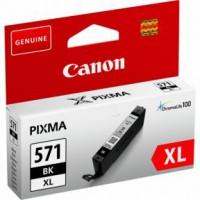 Canon 571XL inktcartridge Zwart Origineel