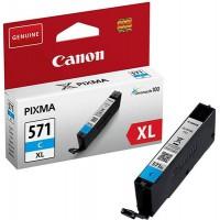 Canon 571XL inktcartridge Cyaan Origineel
