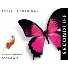 Canon CLI-521Y inktcartridge geel (SL)