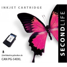 Canon PG-540 inktcartridge zwart (SL)