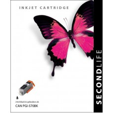 Canon PGI-570PGBK XL inktcartridge pigment zwart hoge capaciteit (SL)