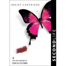 Canon CLI-551M inktcartridge magenta (SL)