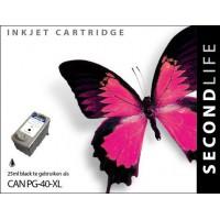 Canon PG-40 inktcartridge zwart (SL)