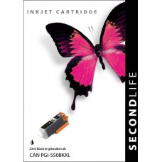 Canon PGI-550PGBK XL inktcartridge pigment zwart hoge capaciteit (SL)