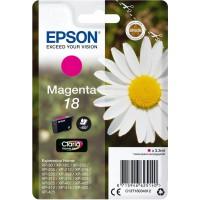 Epson 18 inktcartridge Magenta Origineel