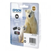 Epson 26 inktcartridge Zwart Origineel