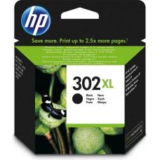 HP 302XL inktcartridge Zwart Origineel