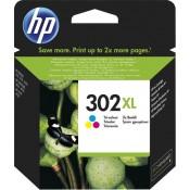HP 302XL inktcartridge Kleur Origineel