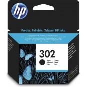 HP 302 inktcartridge Zwart Origineel