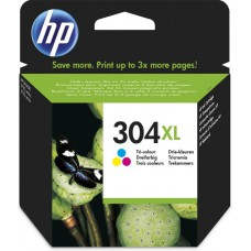 HP 304XL inktcartridge Kleur Origineel