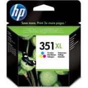 HP 351XL inktcartridge Kleur Origineel