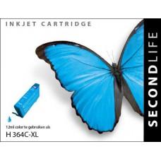 HP 364XL inktcartridge cyaan hoge capaciteit (SL)