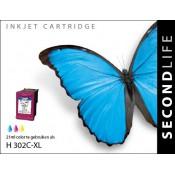 HP 302XL inktcartridge kleur hoge capaciteit (SL)