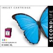 HP 300XL inktcartridge kleur hoge capaciteit (SL)