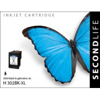 HP 302XL inktcartridge zwart hoge capaciteit (SL)
