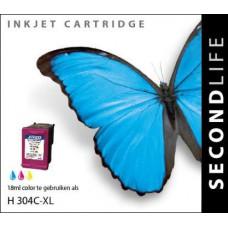HP 304XL inktcartridge kleur hoge capaciteit (SL)