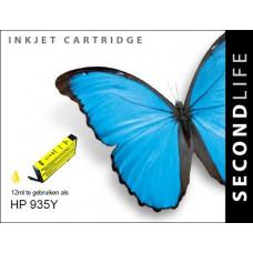 HP 935XL inktcartridge geel hoge capaciteit (SL)