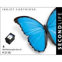 HP 21XL inktcartridge Zwart (SL)