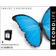 HP 300XL inktcartridge zwart hoge capaciteit