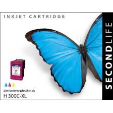 HP 300XL inktcartridge kleur hoge capaciteit