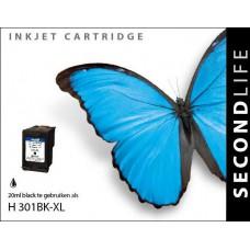 HP 301XL inktcartridge zwart hoge capaciteit