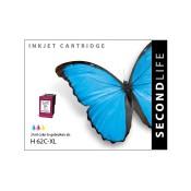 HP 62XL inktcartridge kleur hoge capaciteit (SL)